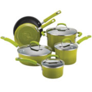 Rachael Ray® Porcelain II 10-pc. Cookware Set