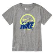 Nike® Dri-FIT Graphic Tee - Preschool Boys 4-7