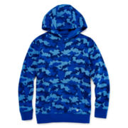 Xersion™ Camo Print Pullover Hoodie - Boys 8-20