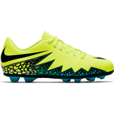 jcpenney.com | Nike® Jr. HyperVenom Phade II FG-R Cleats - Little Kids/Big Kids