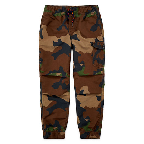 Arizona Trek Cargo Jogger Pants - Preschool Boys 4-7