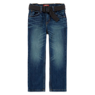 jcpenney.com | Arizona Original-Fit Belted Jeans - Preschool Boys 4-7
