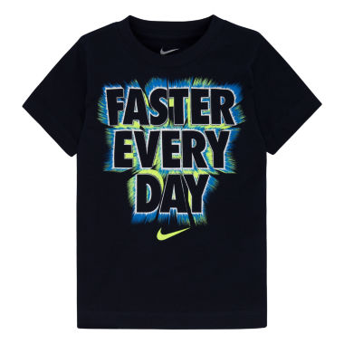 jcpenney.com | Nike® Short-Sleeve Graphic Tee - Preschool Boys 4-7