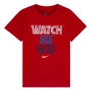 Nike® Short-Sleeve Graphic Tee - Preschool Boys 4-7