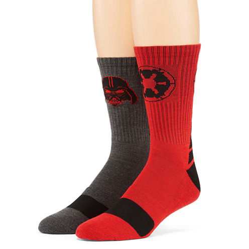 Star Wars® 2-pk. Athletic Crew Socks
