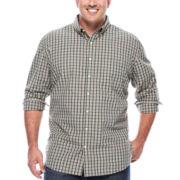 The Foundry Supply Co.™ Long-Sleeve Poplin Shirt - Big & Tall