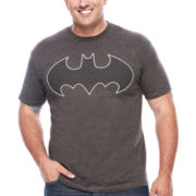 Bioworld® Batman Short-Sleeve Graphic Tee - Big & Tall
