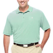 IZOD® Short-Sleeve Golf Polo - Big & Tall