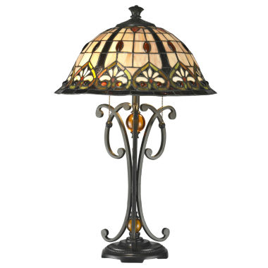 jcpenney.com | Dale Tiffany™ Florence Tiffany Table Lamp
