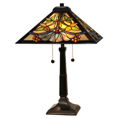 jcpenney.com | Dale Tiffany™ Baja Mission Table Lamp