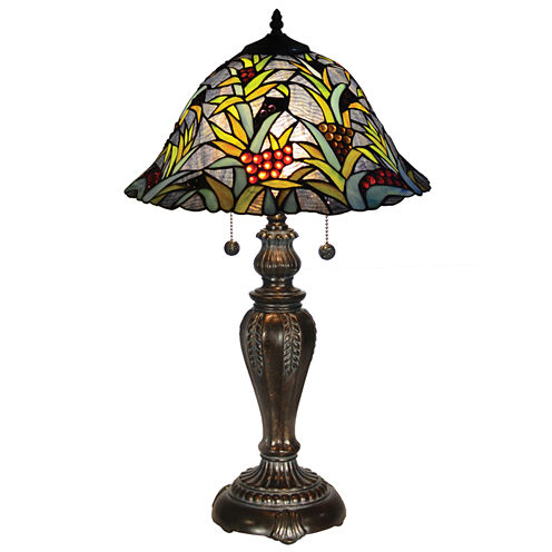 Dale Tiffany™ Leia Tiffany Table Lamp