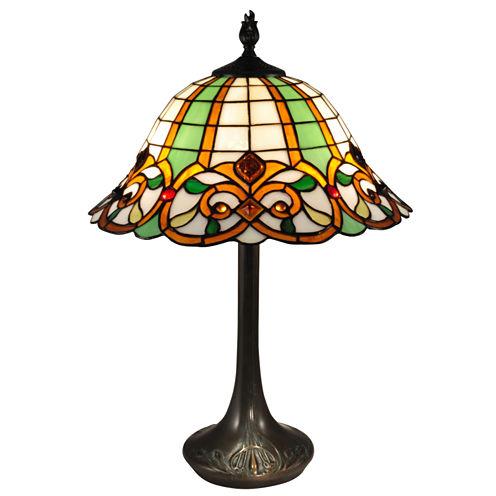 Dale Tiffany™ Green Reservoir Table Lamp