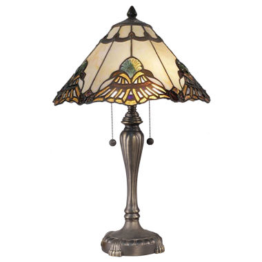 jcpenney.com | Dale Tiffany™ Yellow Haiawa Table Lamp