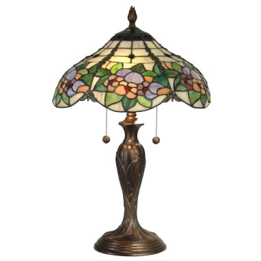 jcpenney.com | Dale Tiffany™ Chicago Table Lamp