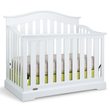 jcpenney.com | Graco® Westbrook 4-in-1 Convertible Crib