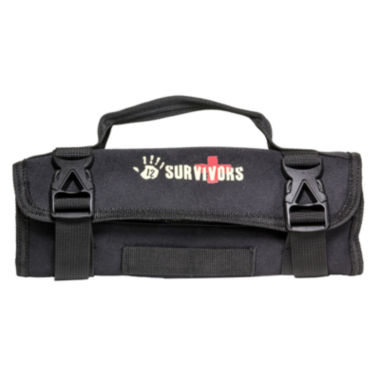 jcpenney.com | 12 Survivors Mini First Aid Rollup Kit