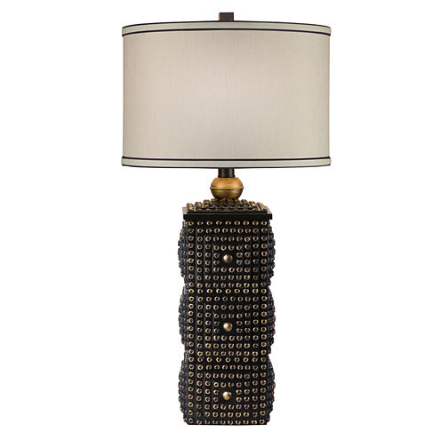Catalina Abel Resin Table Lamp