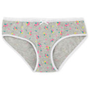 Maidenform Cotton Floral Hipster Panties - Girls 4-16