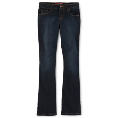 jcpenney.com | Arizona Bootcut Jeans - Girls 6-16, Slim and Plus