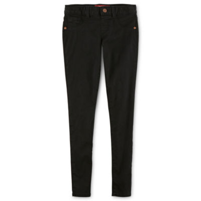 Arizona Black Jeggings - Girls 6-16 and Slim