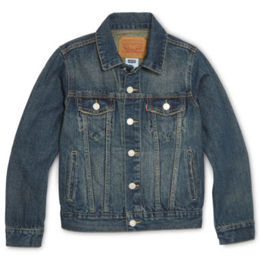 jcpenney.com | Levi's® Denim Trucker Jacket - Boys 8-20