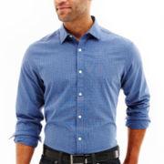 Claiborne® Button-Front Shirt