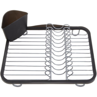 jcpenney.com | Umbra® Sinkin In-Sink Stainless Steel Dish Rack