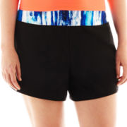 Xersion™ Stretch Hot Shorts - Plus