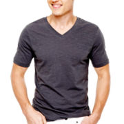 Arizona V-Neck Slub Tee