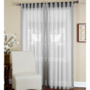 Elrene Ella Tab-Top Curtain Panel