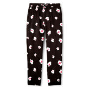 Kandy Kiss® Daisy Print Challis Pants - Girls
