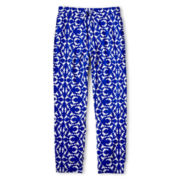 Kandy Kiss® Dazzle Print Challis Pants - Girls