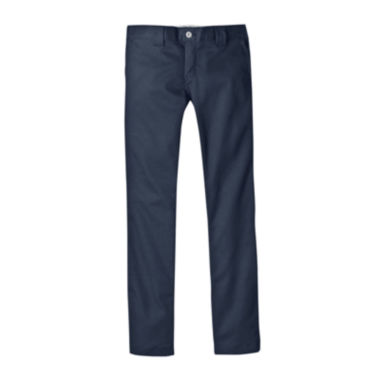 jcpenney.com | Dickies® Skinny Fit Straight Leg Pants - Boys 8-20