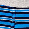 Strong Blue Stripe