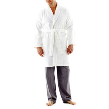 jcpenney.com | Stafford® Terry Robe - Big & Tall
