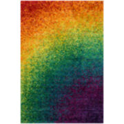 Loloi Barcelona Rainbow Rectangular Rug