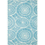 Loloi Piper Swirls Rectangular Rug