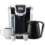 Keurig® K450 2.0 Brewer + Color Touch Display