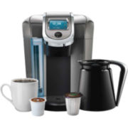 Keurig® k550 2.0 Brewer + Large Color Touch Display