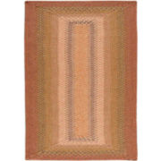 Nourison® Retro Cool Braid Rectangular Rugs
