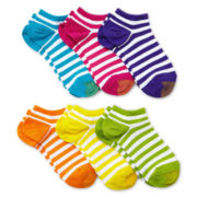 GoldToe 6-pk. Jersey No-Show Socks