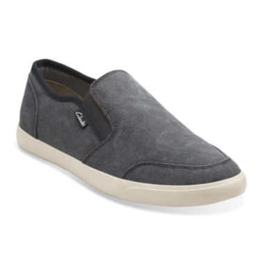 jcpenney.com | Clarks® Torbay Mens Suede Slip-On Shoes