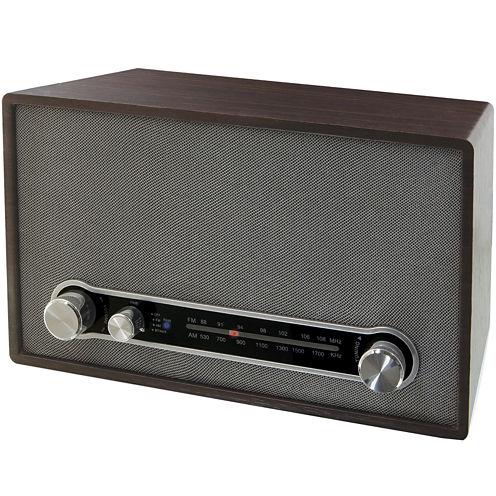 ILIVE™ Wireless Desktop Retro Speaker