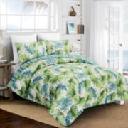 Aruba Tropical Quilt Set