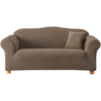 SURE FIT® Stretch Piqué 1-pc. Sofa Slipcover