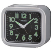Seiko® Bell Alarm With Snooze And Dial Light - QHK023SLH