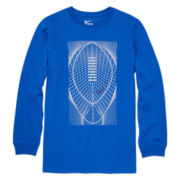 Nike® Long-Sleeve Graphic Tee - Boys