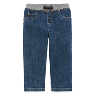 jcpenney.com | Arizona Dark Wash Jeans - Baby Boys 3m-24m