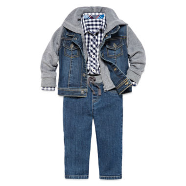 jcpenney.com | Arizona Jacket, Woven Shirt Or Jeans - Baby Boys 3m-24m
