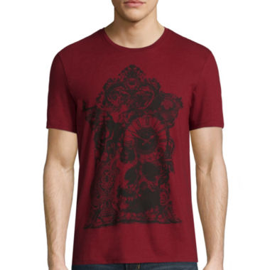 jcpenney.com | i jeans by Buffalo Cafano Short-Sleeve V-Neck Tee